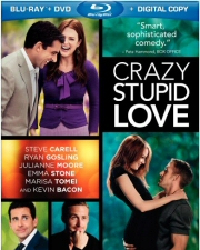 Crazy Stupid Love Blu-Ray