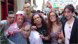 Eat Brains Zombie Walk (San Fran)
