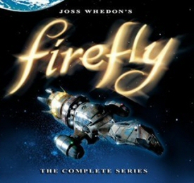 Firefly: The Complete Series Blu-Ray Logo