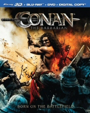 Conan the Barbarian 2011 Blu-Ray