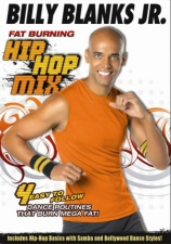 Billy Blanks Jr. Fat Burning Hip Hop Mix DVD