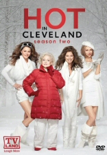 Hot in Cleveland Season 2 DVD