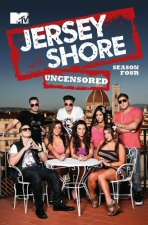 Jersey Shore Uncensored: Season Four DVD