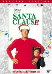 Santa Clause DVD