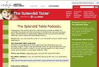 Splendid Table Podcast