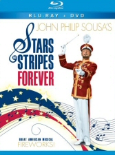 Stars and Stripes Forever Blu-Ray