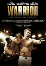 Warrior DVD