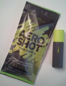 AeroShot Pure Energy