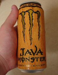 Big Black Java Monster