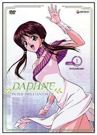 Daphne in the Brilliant Blue, Vol. 1 DVD