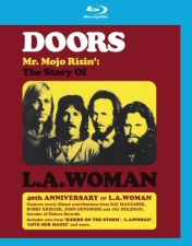 Doors: Mr. Mojo Risin: Story of L.A. Woman Blu-Ray