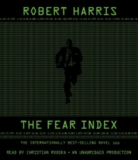 Fear Index Audiobook CD by Robert Harris