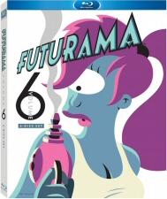 Futurama, Vol. 6 Blu-Ray