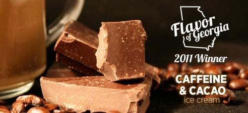 High Road Caffeine and Cacao Ice Cream