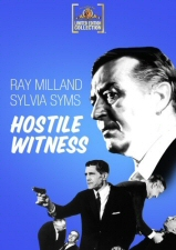 Hostile Witness DVD