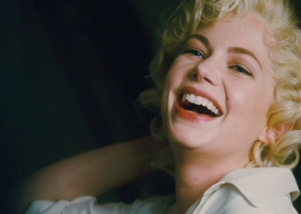Michelle Williams as Marilyn Monroe from My Week With Marilyn