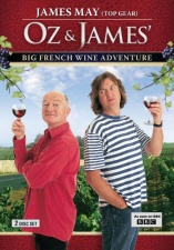 Oz and James: Big French Wine Adventure DVD