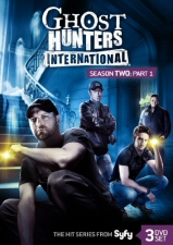 Ghost Hunters International Season 2, Part 1 DVD