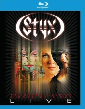 Styx: Grand Illusion and Pieces of Eight Live Blu-Ray