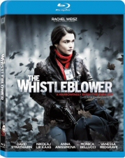 Whistleblower Blu-Ray
