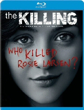 Killing Season 1 Blu-Ray