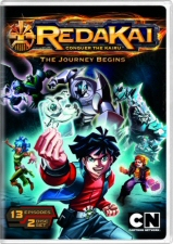 Redakai: Conquer the Kairu: The Journey Begins DVD