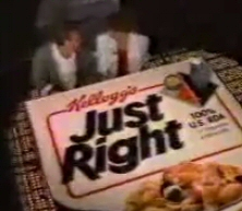 Tori Amos Just Right commercial