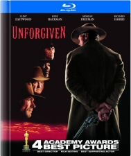 Unforgiven Blu-Ray Book