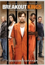 Breakout Kings Season 1 DVD