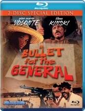 Bullet for the General Blu-Ray
