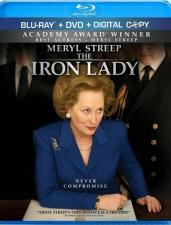 Iron Lady Blu-Ray
