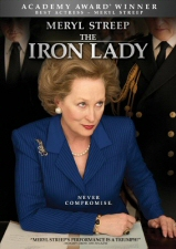 Iron Lady DVD