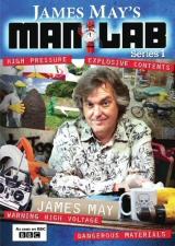 James May: Man Lab Series 1 DVD