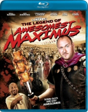 Legend of Awesomest Maximus Blu-Ray