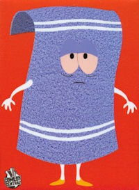 South Parks Towelie