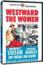 Westward the Women DVD