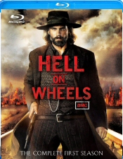 Hell on Wheels Season 1 Blu-Ray