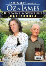 Oz and James Big Wine Adventure: California DVD