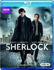 Sherlock Season 2 Blu-Ray