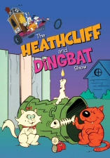 Heathcliff and Dingbat Show DVD