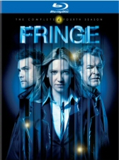 Fringe Season 4 Blu-Ray