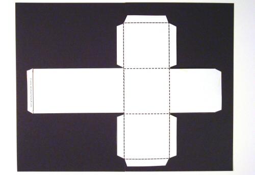 Slow Invasion Cube pattern