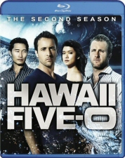 Hawaii Five-O Season 2 Blu-Ray
