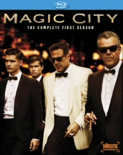 Magic City Season 1 Blu-Ray