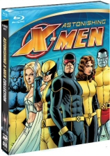 Astonishing X-Men Blu-Ray Set