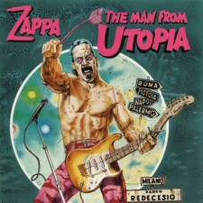 Frank Zappa: Man From Utopia CD