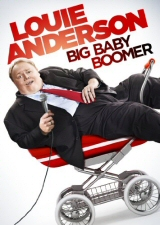 Louie Anderson: Big Baby Boomer DVD