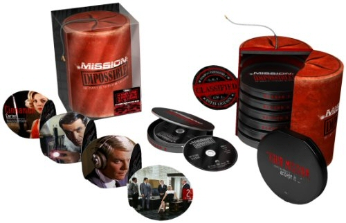 Mission: Impossible Complete Series DVD set