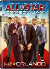 Shaquille ONeal Presents: All-Star Comedy Jam Live From Orlando DVD