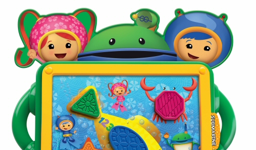 Team Umizoomi: Umi Shape Adventures Board